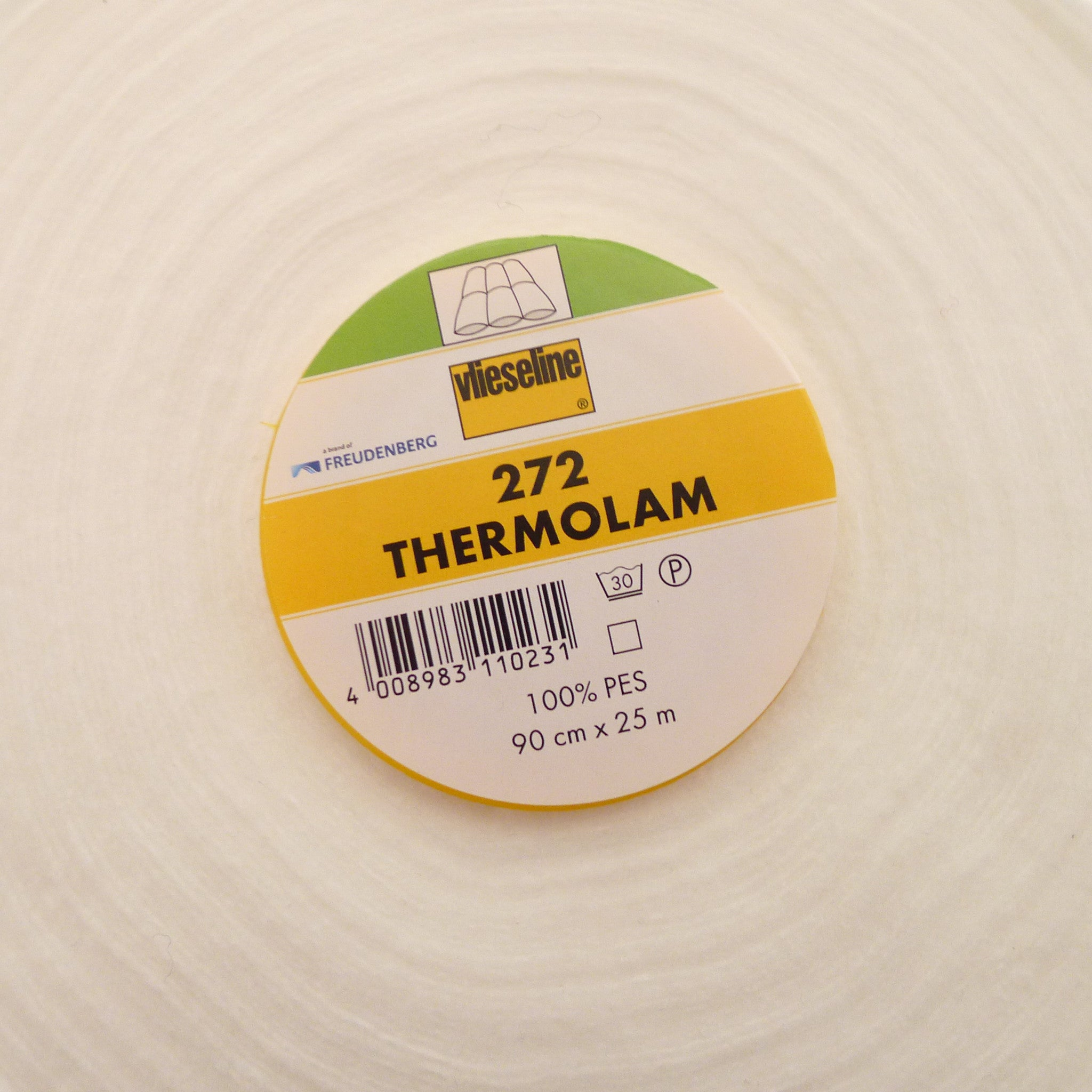 WHOLE ROLL - 272 Vilene Thermolam Compressed Fleece (25M) !!PRE-ORDER THIS PRODUCT SEPARATELY!!