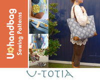 U-Totia Bag Pattern Booklet