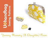 The Yummy Mummy Purse Pattern Booklet