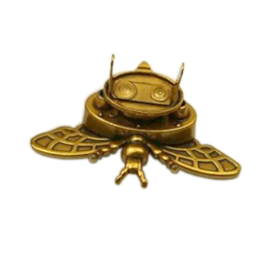 LIMITED EDITION : Antique Bronze Bee Turn Lock
