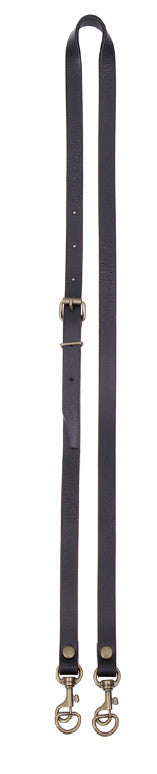Premium Leather Cross Body Bag Strap Handle - 2 colours