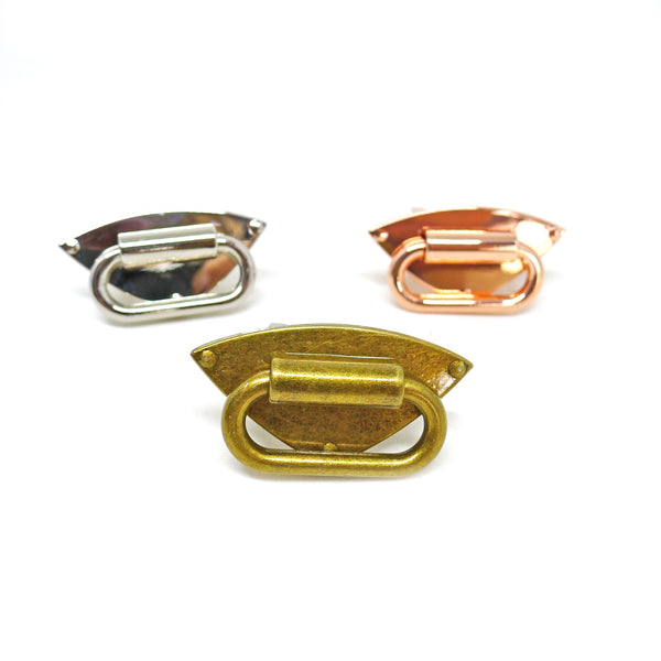 Diamond Bag Strap Connectors 4pk - 3 colours