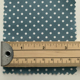 Medium Grain Faux Leather Pleather Fabric - PURPLE PLUM