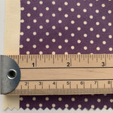 Medium Grain Faux Leather Pleather Fabric - LILAC
