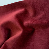 Easy-Sew Luxury Velour - MULBERRY
