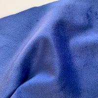 Easy-Sew Luxury Velour - ROYAL BLUE