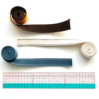 Japanese Import Webbing Roll Ends - SELECTION #7