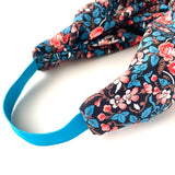 Stitched by Lisa - Adult Knotted Headband - Liberty Roses