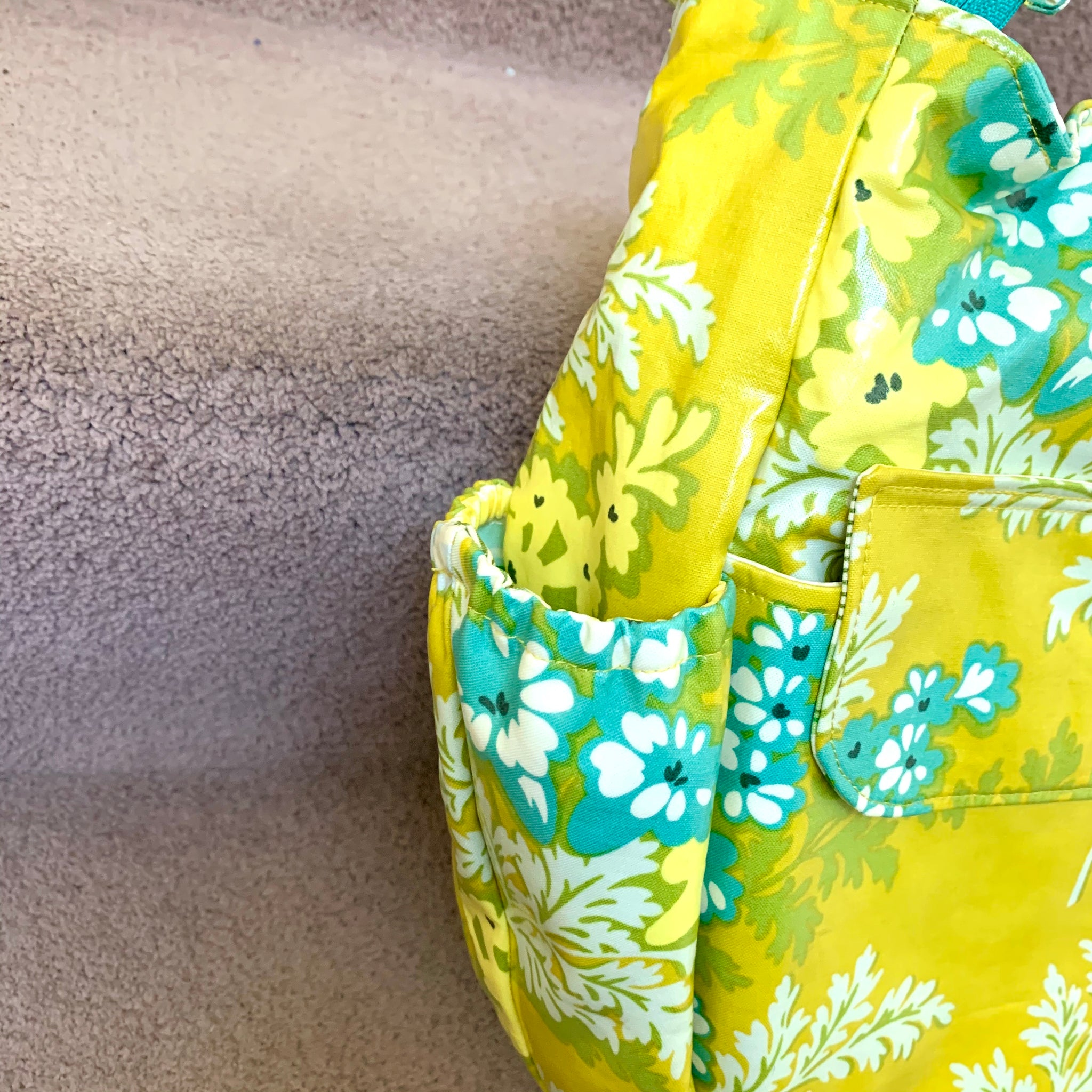 Stitched by Lisa - The Fashionista Baby Bag & Changing Mat - Nicey Jane