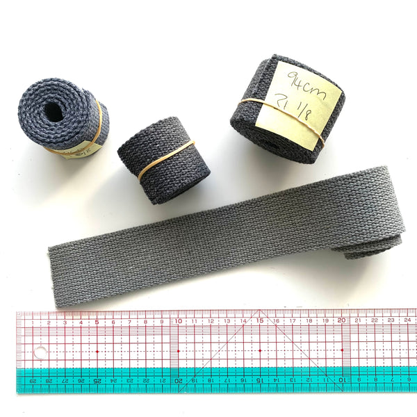 Japanese Import Webbing Roll Ends - SELECTION #6