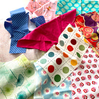 Quilt weight scrap bag 1