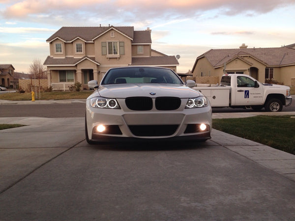 Lux E90 Lci Halogen V3 Lux Angel Eyes