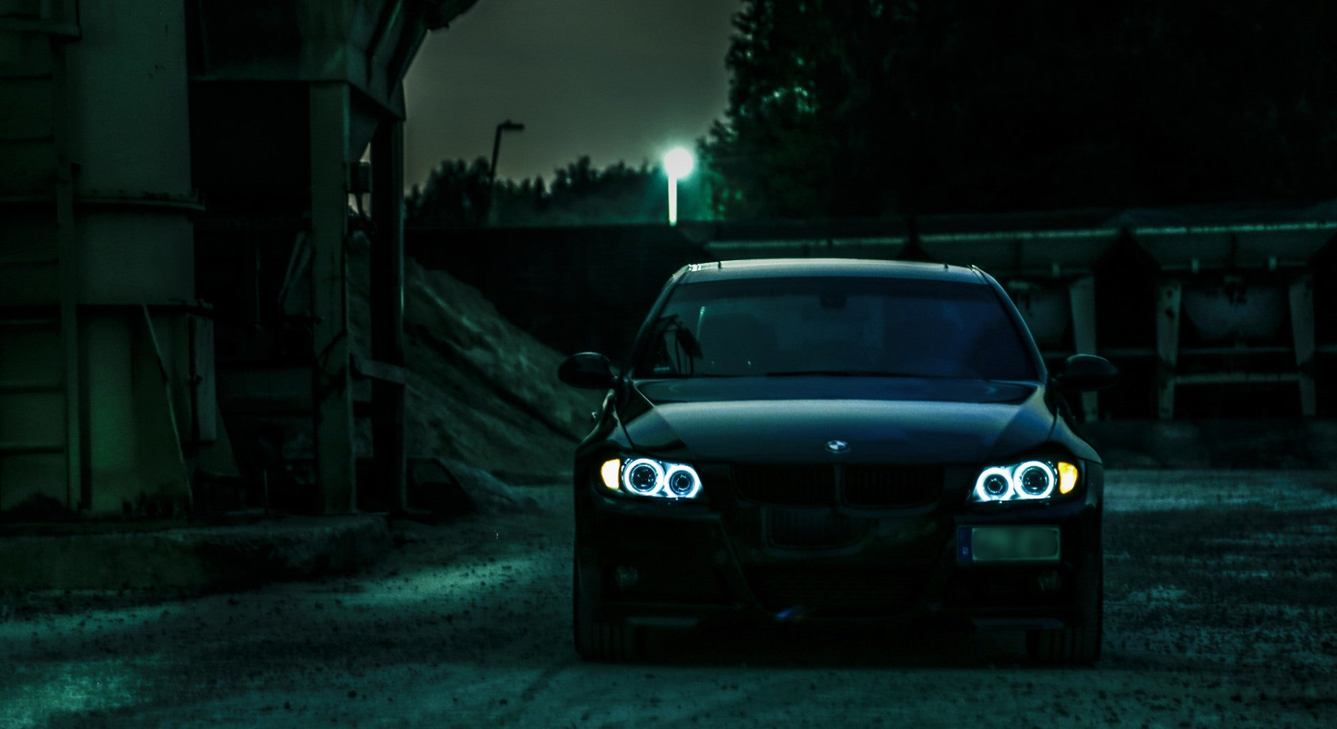 Lux E90 V6 Lux Angel Eyes