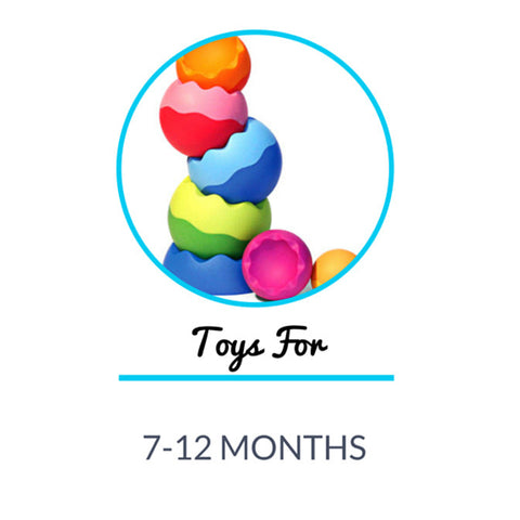 Toys For 7-12 Month Olds