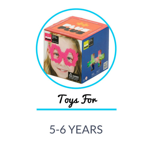 Toys For 5-6 Year Olds