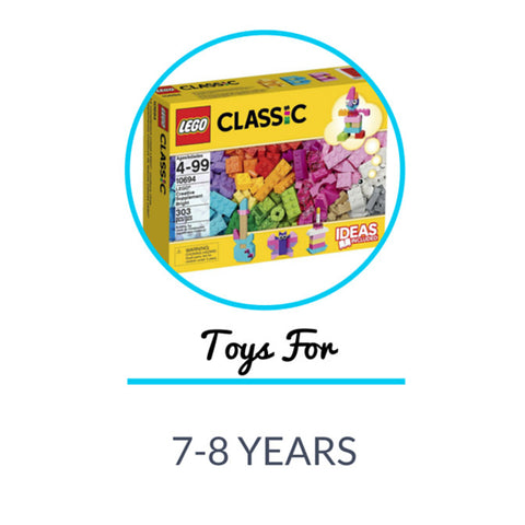 Toys For 7-8 Year Olds