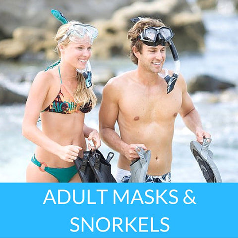 Adult Masks & Snorkels