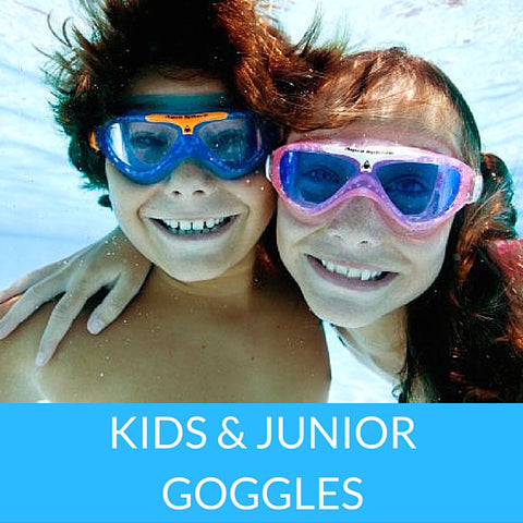 Kids & Junior Swimming Goggles
