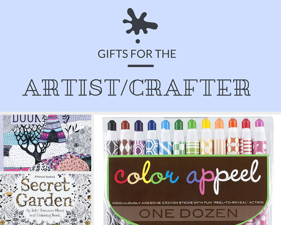 Gift Ideas for The Artist/Crafter