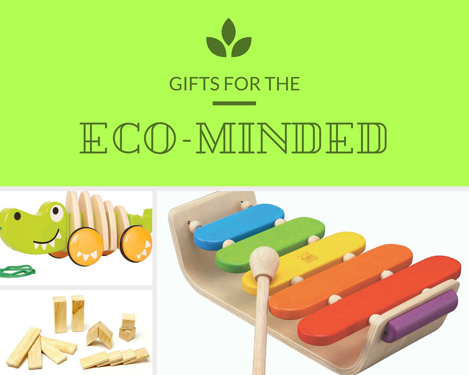 Gift Ideas for The Eco Minded