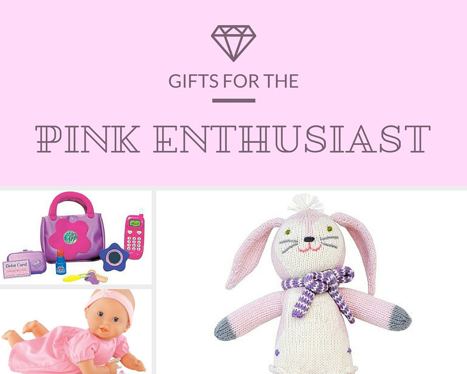 Gifts for the Pink Enthusiast