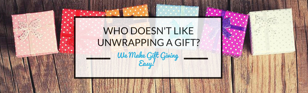 FREE GIGT WRAPPING