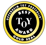 OPPENHEIM TOY PORTFOLIO GOLD SEAL AWARD WINNERS