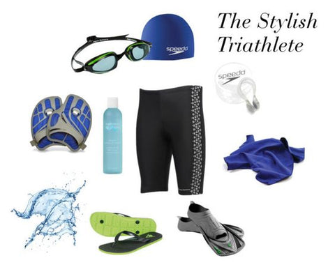Stylish Triathlete