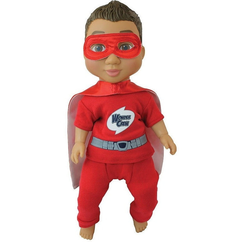 "Action Figures - Wonder Crew Superhero 15"" Action Figure - Marco"