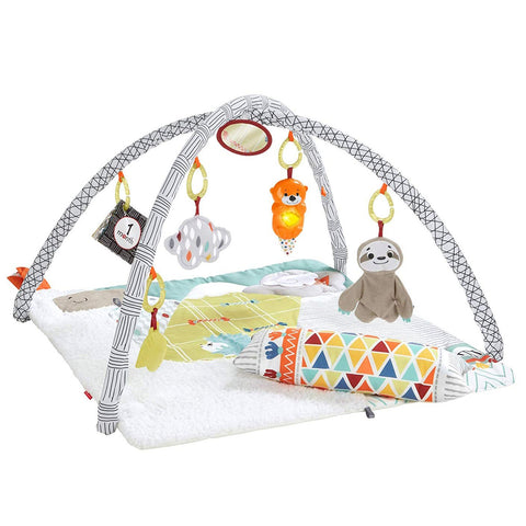 Activity Gyms And Play Centers - Fisher-Price Perfect Sense Deluxe Activity Gym