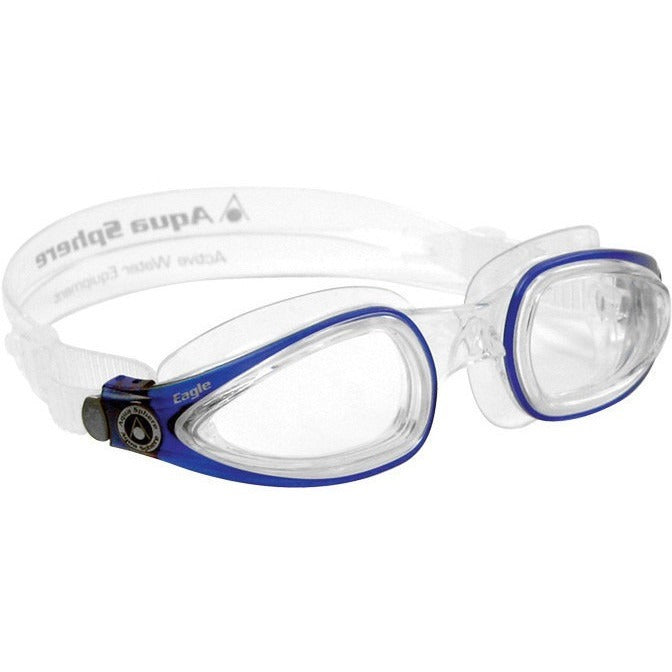 Aqua Sphere Eagle Prescription Goggles - Adult Prescription Goggles - Anglo Dutch Pools and Toys