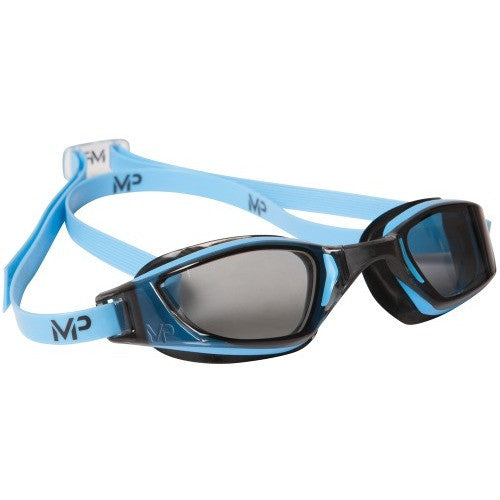 Aqua Sphere MP XCEED-  Smoke Lens - Adult Racing Goggles - Anglo Dutch Pools and Toys