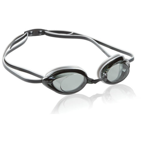 Speedo Vanquisher 2.0 Goggle- Smoke- Anglo Dutch Pools & Toys  - 1