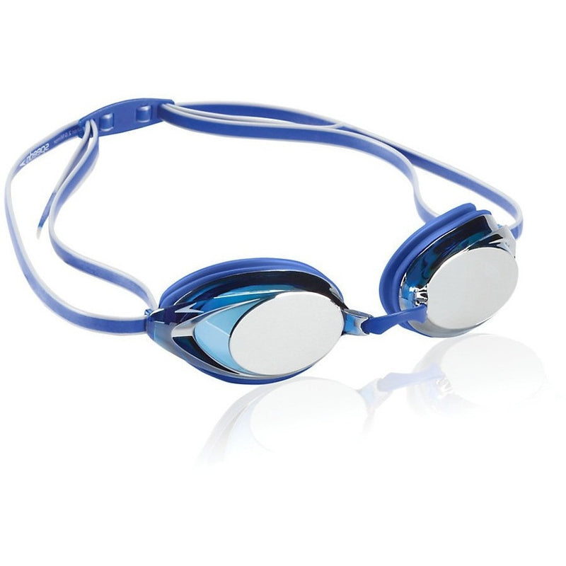 Speedo Vanquisher 2.0 Mirrored Goggle - Adult Racing Goggles - Anglo Dutch Pools and Toys