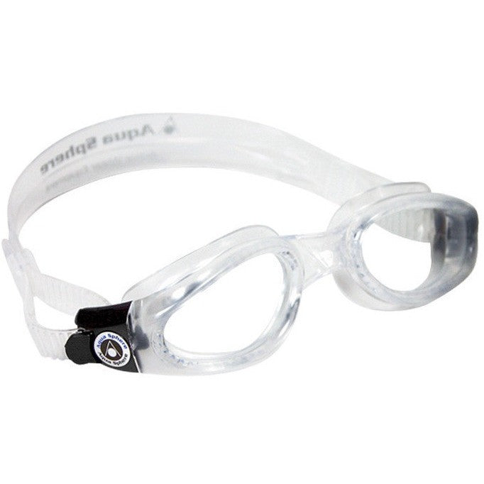 Aqua Sphere Kaiman Regular Fit - Clear Lens - Adult Recreational Goggles - Anglo Dutch Pools and Toys