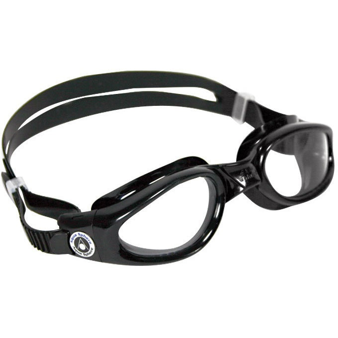 Adult Recreational Goggles - Aqua Sphere Kaiman Small Fit - Clear Lens