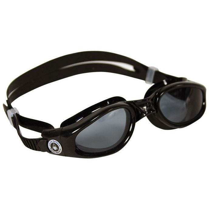 Adult Recreational Goggles - Aqua Sphere Kaiman Small Fit - Smoke Lens