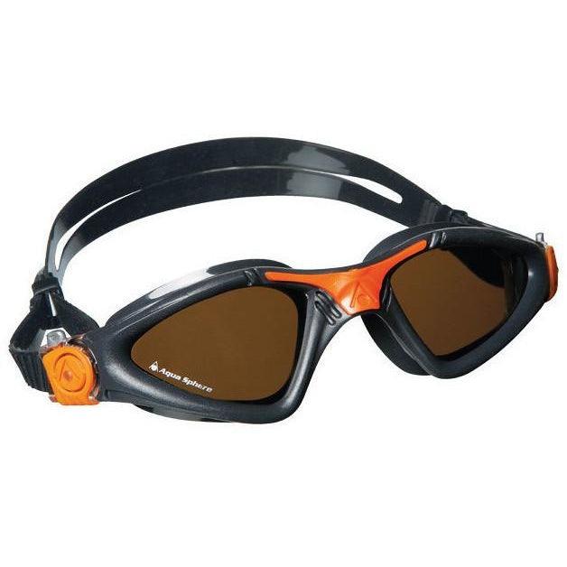 Adult Recreational Goggles - Aqua Sphere Kayenne Regular Fit - Polarized Lens
