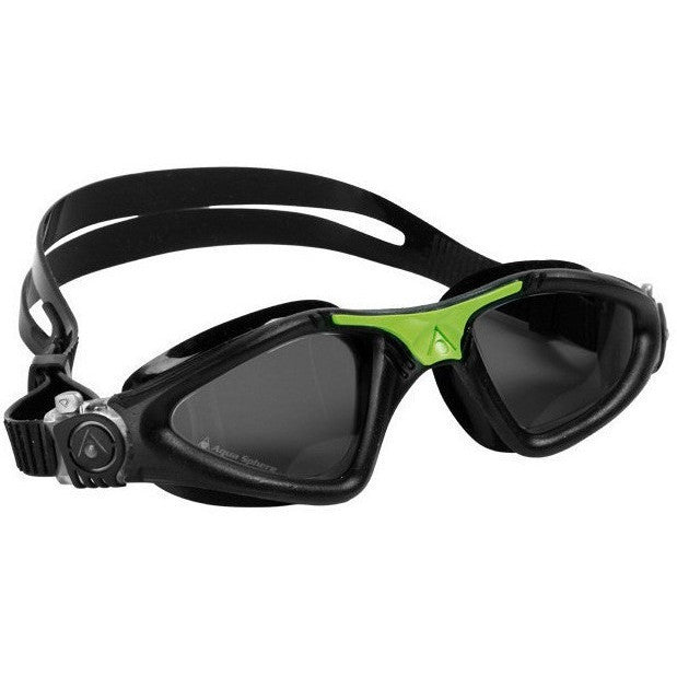 Aqua Sphere Kayenne Regular Fit - Smoke Lens - Adult Recreational Goggles - Anglo Dutch Pools and Toys