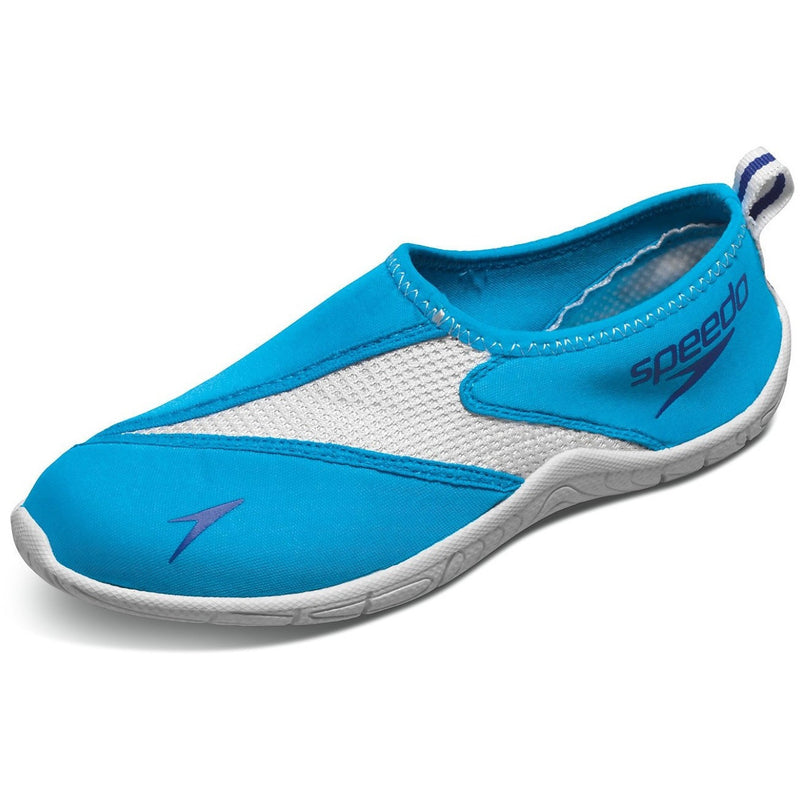 Speedo Women's Surfwalker Pro 3.0 Water Shoes- Cyan - Adult Water Shoes - Anglo Dutch Pools and Toys