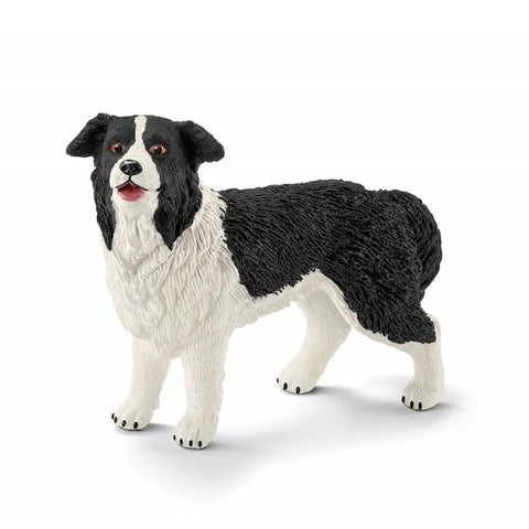 Animal Figures - Schleich Border Collie Figure