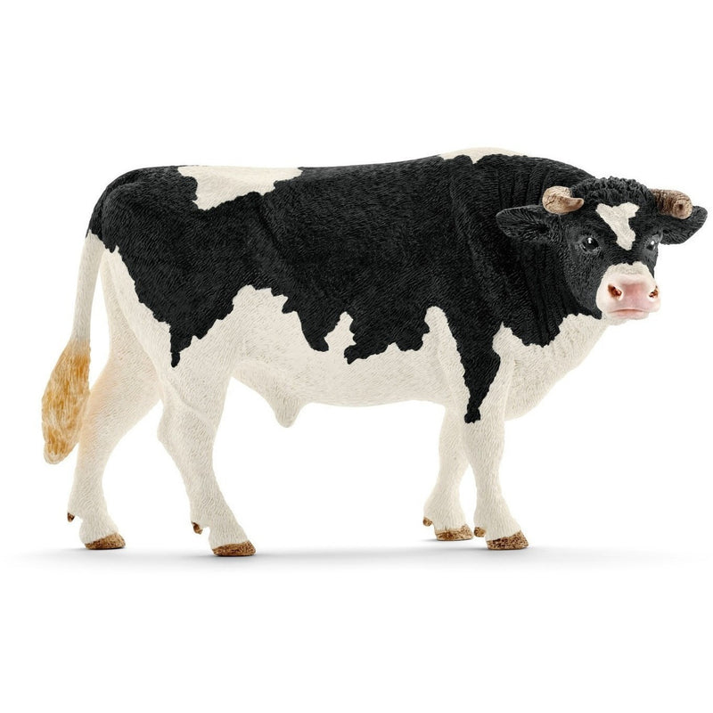 Animal Figures - Schleich Holstein Bull Figure