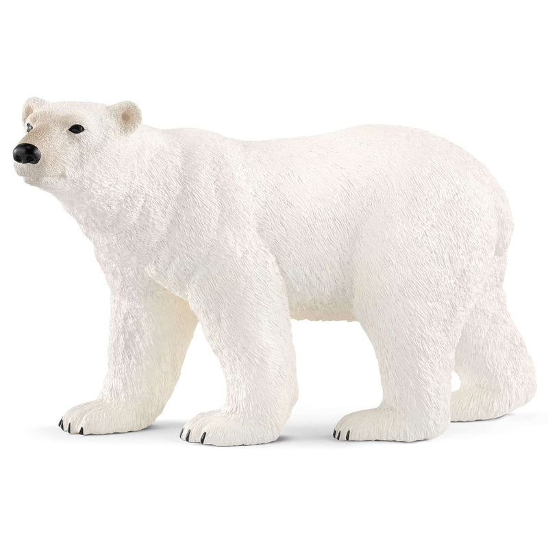 Animal Figures - Schleich Polar Bear Figure