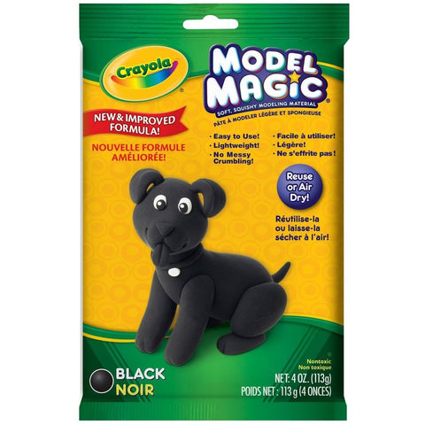 Crayola Model Magic 4-oz.- Black- Anglo Dutch Pools & Toys  - 7