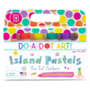 Do-A-Dot Art! Mini Island Bright Markers- 6 pack - Art Supplies - Anglo Dutch Pools and Toys