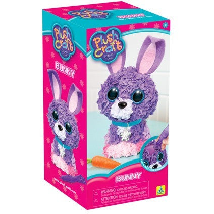 Plush Craft 3D Bunny - Craft Kits - Anglo Dutch Pools and Toys