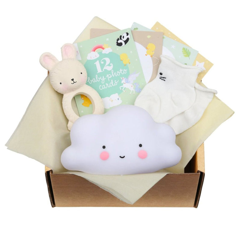 Baby And Infant Accessories - A Little Lovely Company Baby Gift Box: Welcome Little Baby