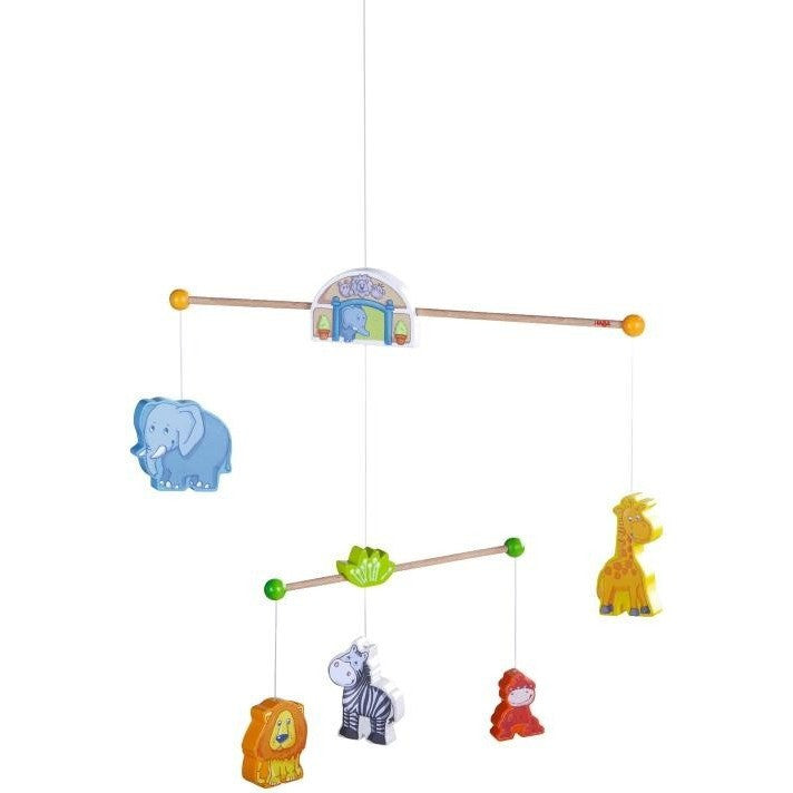 HABA Zoo Friends Mobile - Baby and Infant Accessories - Anglo Dutch Pools and Toys
