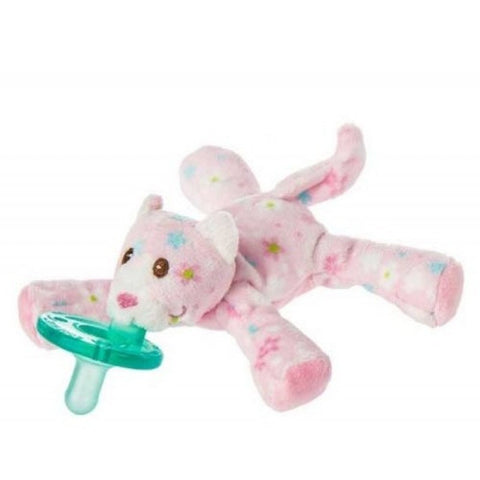 Mary Meyer Wubbanub Little Nuzzles Kitty Pacifier- - Anglo Dutch Pools & Toys