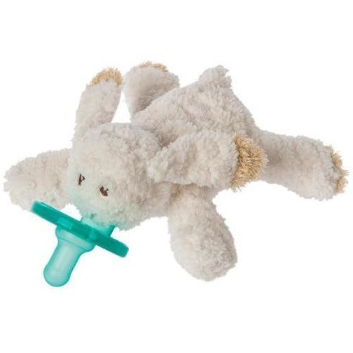 Mary Meyer Wubbanub Oatmeal Bunny Pacifier